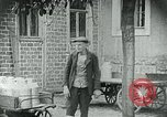 Image of food relief for Germany after World War 1 Germany, 1920, second 24 stock footage video 65675040647