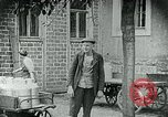 Image of food relief for Germany after World War 1 Germany, 1920, second 25 stock footage video 65675040647