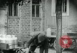 Image of food relief for Germany after World War 1 Germany, 1920, second 28 stock footage video 65675040647