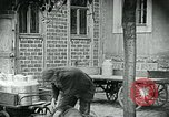 Image of food relief for Germany after World War 1 Germany, 1920, second 29 stock footage video 65675040647