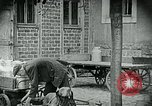 Image of food relief for Germany after World War 1 Germany, 1920, second 30 stock footage video 65675040647