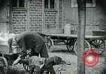 Image of food relief for Germany after World War 1 Germany, 1920, second 32 stock footage video 65675040647