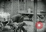 Image of food relief for Germany after World War 1 Germany, 1920, second 33 stock footage video 65675040647