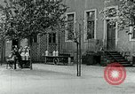 Image of food relief for Germany after World War 1 Germany, 1920, second 36 stock footage video 65675040647