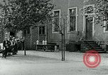 Image of food relief for Germany after World War 1 Germany, 1920, second 40 stock footage video 65675040647