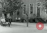 Image of food relief for Germany after World War 1 Germany, 1920, second 42 stock footage video 65675040647