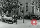 Image of food relief for Germany after World War 1 Germany, 1920, second 44 stock footage video 65675040647