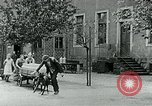 Image of food relief for Germany after World War 1 Germany, 1920, second 45 stock footage video 65675040647