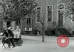 Image of food relief for Germany after World War 1 Germany, 1920, second 46 stock footage video 65675040647