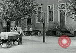 Image of food relief for Germany after World War 1 Germany, 1920, second 47 stock footage video 65675040647