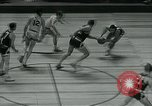 Image of basketball match New York United States USA, 1947, second 15 stock footage video 65675040655