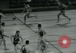 Image of basketball match New York United States USA, 1947, second 43 stock footage video 65675040655