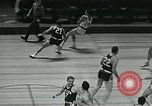 Image of basketball match New York United States USA, 1947, second 44 stock footage video 65675040655