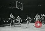 Image of basketball match New York United States USA, 1947, second 50 stock footage video 65675040655