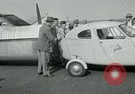 Image of Moulton Taylor Aerocar aerobile Longview Washington USA, 1951, second 20 stock footage video 65675040659