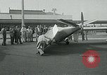 Image of Moulton Taylor Aerocar aerobile Longview Washington USA, 1951, second 34 stock footage video 65675040659