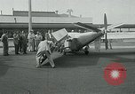 Image of Moulton Taylor Aerocar aerobile Longview Washington USA, 1951, second 35 stock footage video 65675040659