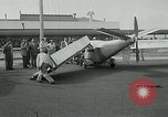 Image of Moulton Taylor Aerocar aerobile Longview Washington USA, 1951, second 36 stock footage video 65675040659
