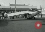 Image of Moulton Taylor Aerocar aerobile Longview Washington USA, 1951, second 38 stock footage video 65675040659