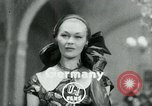 Image of Fashion Show Munich Germany, 1951, second 1 stock footage video 65675040660