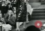 Image of Fashion Show Munich Germany, 1951, second 7 stock footage video 65675040660