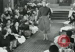 Image of Fashion Show Munich Germany, 1951, second 8 stock footage video 65675040660
