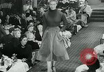 Image of Fashion Show Munich Germany, 1951, second 12 stock footage video 65675040660