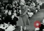 Image of Fashion Show Munich Germany, 1951, second 15 stock footage video 65675040660
