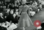 Image of Fashion Show Munich Germany, 1951, second 16 stock footage video 65675040660