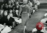 Image of Fashion Show Munich Germany, 1951, second 17 stock footage video 65675040660