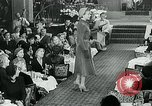 Image of Fashion Show Munich Germany, 1951, second 19 stock footage video 65675040660