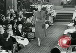 Image of Fashion Show Munich Germany, 1951, second 20 stock footage video 65675040660