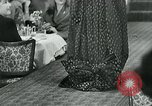 Image of Fashion Show Munich Germany, 1951, second 33 stock footage video 65675040660
