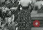 Image of Fashion Show Munich Germany, 1951, second 34 stock footage video 65675040660