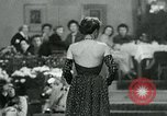 Image of Fashion Show Munich Germany, 1951, second 35 stock footage video 65675040660