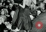 Image of Fashion Show Munich Germany, 1951, second 42 stock footage video 65675040660