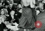 Image of Fashion Show Munich Germany, 1951, second 43 stock footage video 65675040660