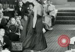 Image of Fashion Show Munich Germany, 1951, second 45 stock footage video 65675040660