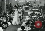 Image of Fashion Show Munich Germany, 1951, second 49 stock footage video 65675040660
