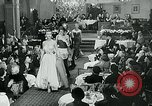 Image of Fashion Show Munich Germany, 1951, second 50 stock footage video 65675040660