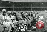 Image of Football match New York City USA, 1951, second 1 stock footage video 65675040662