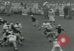 Image of Football match New York City USA, 1951, second 6 stock footage video 65675040662