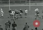 Image of Football match New York City USA, 1951, second 15 stock footage video 65675040662