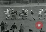 Image of Football match New York City USA, 1951, second 16 stock footage video 65675040662