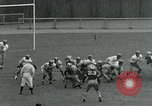 Image of Football match New York City USA, 1951, second 17 stock footage video 65675040662