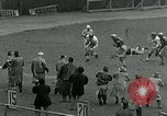 Image of Football match New York City USA, 1951, second 20 stock footage video 65675040662