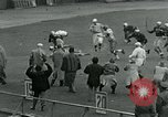 Image of Football match New York City USA, 1951, second 21 stock footage video 65675040662