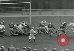 Image of Football match New York City USA, 1951, second 27 stock footage video 65675040662