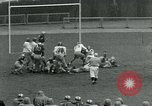Image of Football match New York City USA, 1951, second 28 stock footage video 65675040662
