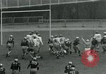 Image of Football match New York City USA, 1951, second 31 stock footage video 65675040662